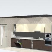 Кухня Фасады в пленке