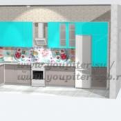 Кухня пленка ВХЦ