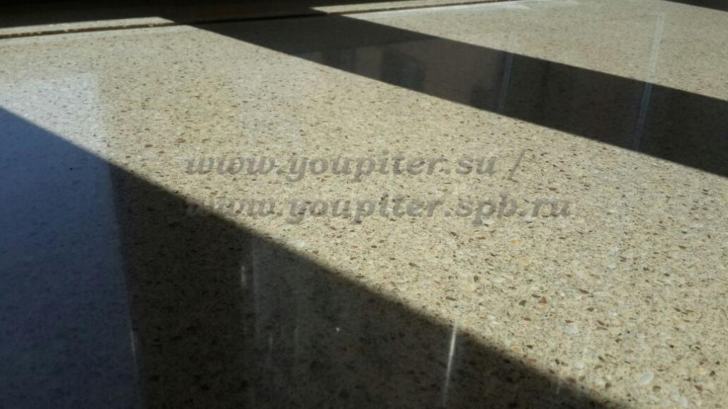 Столешница из камня полировка